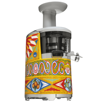 Storcator de fructe Smeg Dolce&Gabbana SJF01DGEU, retro