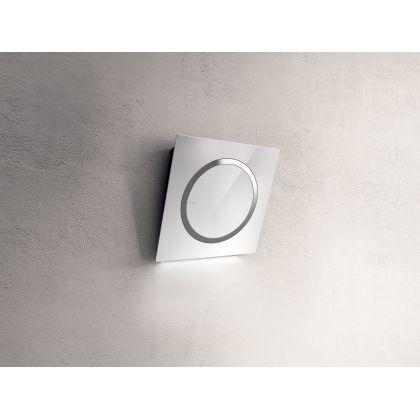 Hota de perete Elica OM AIR WH/F/75, alba, 75 cm latime