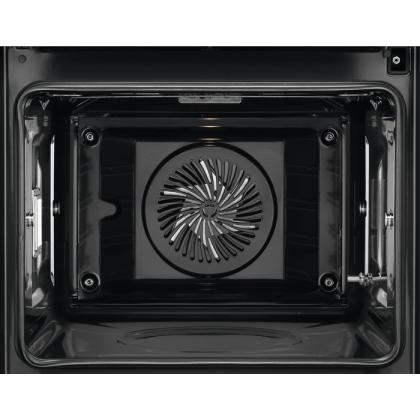 Cuptor electric incorporabil Electrolux COE7P31X Seria 700 SENSE, 11 programe, 71 l, A+, negru + inox