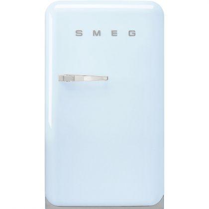 Minibar retro Smeg FAB10RPB2, albastru deschis, A++