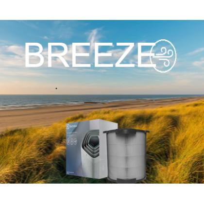Filtru HEPA Electrolux Breeze EFDBRZ6 pentru purificator PA91-604GY