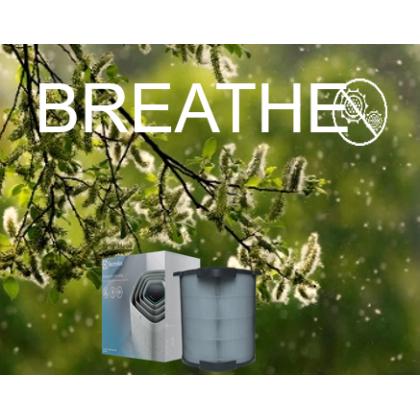 Filtru HEPA Electrolux Breathe EFDBTH4 pentru purificator PA91-404GY