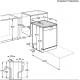 Masina de spalat vase independenta AEG FFBM5261ZM, AirDry, 13 seturi, inverter, A++, 60 cm, inox