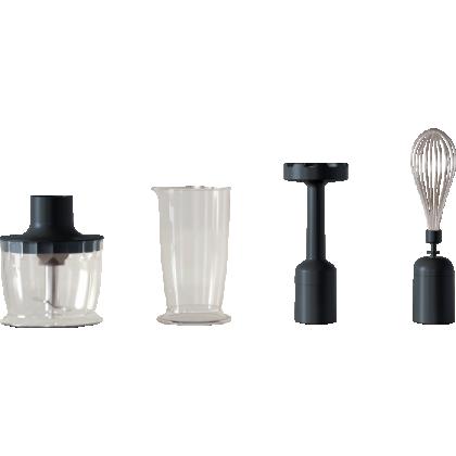 Mixer vertical Electrolux E5HB1-8SS Create 5, 800 W, negru + inox