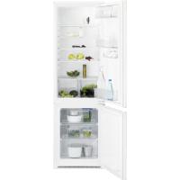 Combina frigorifica incorporabila Electrolux ENN2800AJW, static, A+