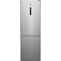 Combina frigorifica Electrolux LNT7ME32X2, 324 litri, A++, Frost free, inox antiamprenta, TwinTech