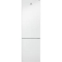 Combina frigorifica Electrolux LNT7ME34G1, 360 litri, Frost free, sticla alba, TwinTech
