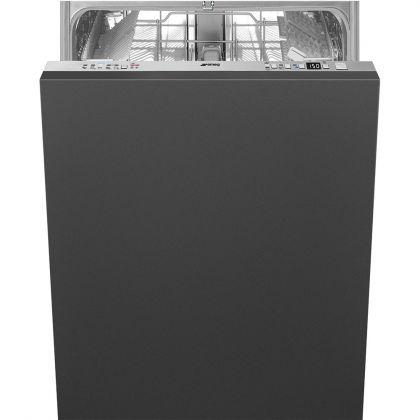 Masina de spalat vase complet incorporabila Smeg STL825A-2, 60 cm, 13 seturi, 10 programe