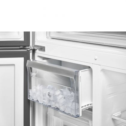 Frigider cu 4 usi Smeg No Frost FQ60X2PEAI, 90 cm, inox, A++, Ice Maker automat