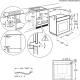 Cuptor incorporabil multifunctional STEAMBOOST AEG BSK882320M, 21 functii, 70 l