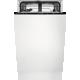 Masina de spalat vase incorporabila Electrolux EEA22100L, AirDry, 45 cm, 9 seturi, inverter