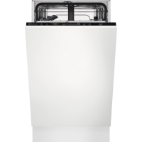 Masina de spalat vase incorporabila Electrolux EES42210L, AirDry, 45 cm, 9 seturi, inverter, indicator luminos