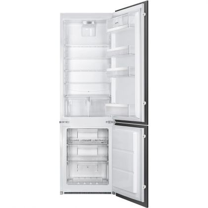 Combina frigorifica incorporabila Smeg C3172NP1, No Frost, A+