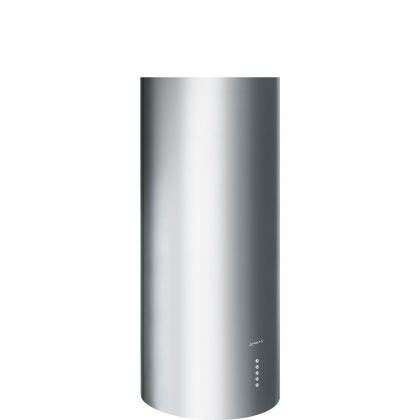 Hota cilindrica de perete Smeg KR37XE, 37 cm, inox