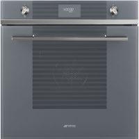 Cuptor incorporabil electric Smeg Linea SF6101TVS1, silver, Vapor Clean