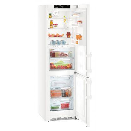 Combina frigorifica Liebherr CBN 4835 No Frost, BioFresh, 343 L, clasa D, alb