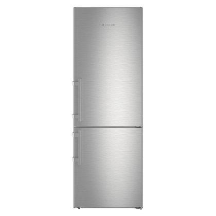 Combina frigorifica Liebherr CNef 5735, No Frost, DuoCooling, BioCool, 402 L, clasa A+++, silver