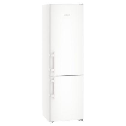 Combina frigorifica Liebherr CN 4015, No Frost, DuoCooling, 356 L, clasa A++, Alb