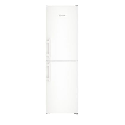 Combina frigorifica Liebherr CN 3915, No Frost, DuoCooling, 340 L, clasa E, alb