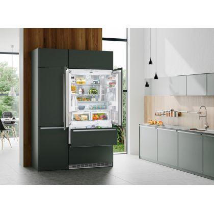 Combina frigorifica incorporabila Side by Side Liebherr ECBN 6256, No Frost, Biofresh, IceMaker, 471 l