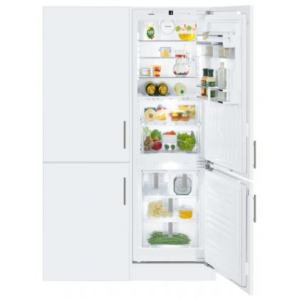 Combinatie frigorifica incorporabila Side by Side Liebherr SBS 66I3, No Frost, Biofresh, IceMaker, 488 l, clasa A++/A++