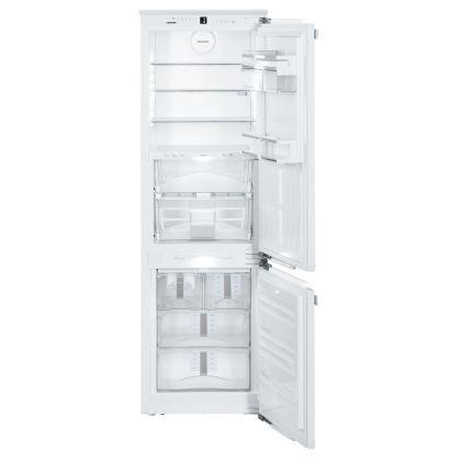 Combina frigorifica incorporabila Liebherr ICBN 3386, No Frost, Biofresh, IceMaker, 233 l, clasa A++