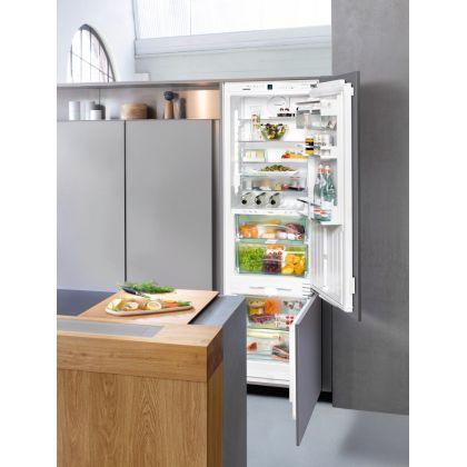 Combina frigorifica incorporabila Liebherr ICBP 3266, SmartFrost, Biofresh, 261 l, clasa A+++