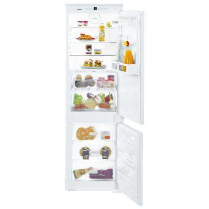 Combina frigorifica incorporabila Liebherr ICBS 3324, SmartFrost, Biofresh, 255 l, clasa A++, glisare