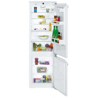 Combina frigorifica incorporabila Liebherr ICP 3324, SmartFrost, BioCool, DuoCooling, 274 l, clasa A+++