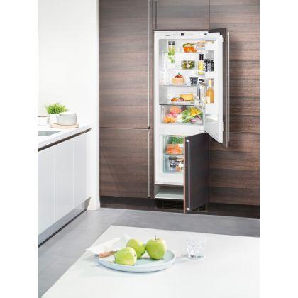 Combina frigorifica incorporabila Liebherr ICP 2924, SmartFrost, BioCool, DuoCooling, 241 l, clasa A+++
