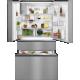 Combina frigorifica Side by Side Electrolux LLI9VF54X0, 90 cm, CustomFlex, No Frost Inteligent, dozator apa