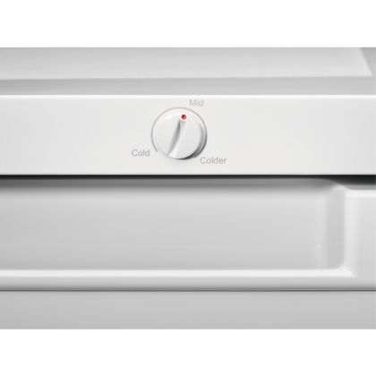 Congelator Electrolux LYB1AE8W0, 56 cm, alb, 81 l net, static