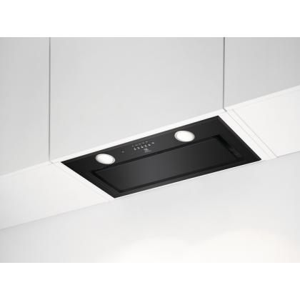 Hota integrata Electrolux LFG716R, 54 cm, neagra, Hob2Hood