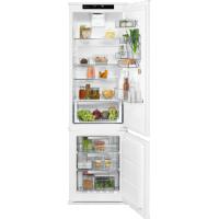 Combina frigorifica incorporabila Electrolux LNS8TE19S, 55 cm, CustomFlex, No Frost Inteligent