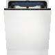 Masina de spalat vase complet incorporabila Electrolux EEM48320L, 60 cm, Beam on Floor, clasa D, 8 programe
