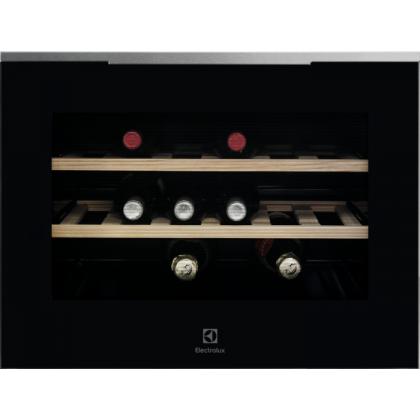Racitor de vinuri incorporabil Electrolux KBW5X, 18 sticle, A++