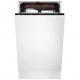 Masina de spalat vase total incorporabila AEG FSE73517P, 45 cm, 10 seturi, 7 programe, TimeBeam, AirDry, A+++