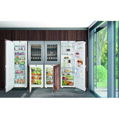 Congelator incorporabil Liebherr SIGN 3576, No Frost, SuperFrost, IceMaker, SoftSystem, 209 l, clasa A++