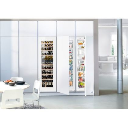 Congelator incorporabil Liebherr SIGN 3556, No Frost, SuperFrost, SoftSystem, 213 l, clasa A++