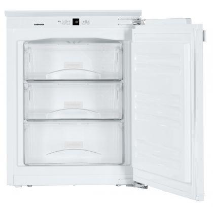 Congelator incorporabil sub blat Liebherr IG 1024, SmartFrost, SuperFrost, 73 l, clasa A++