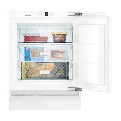 Congelator incorporabil sub blat Liebherr SUIG 1514, SmartFrost, SuperFrost, 95 l, clasa E