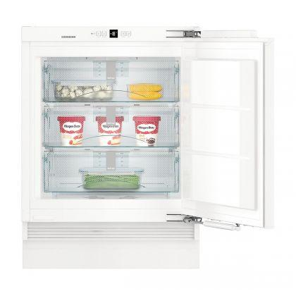 Congelator incorporabil sub blat Liebherr SUIGN 1554, NoFrost, SuperFrost, SoftSystem, 79 l, clasa A++