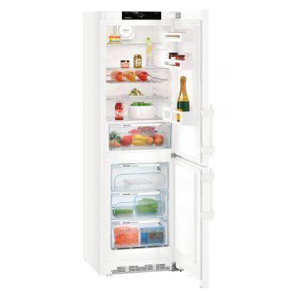 Combina frigorifica Liebherr CN 4335, No Frost, DuoCooling, BioCool, 321 L, clasa A+++, Alb