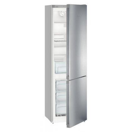 Combina frigorifica Liebherr CNel 4813, No Frost, DuoCooling, 338 L, clasa E, Silver