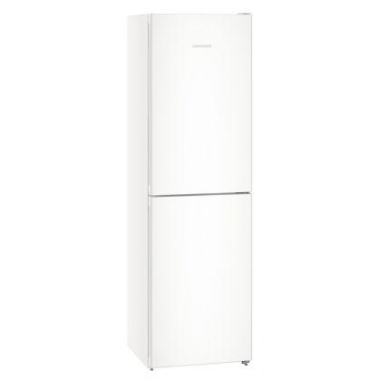 Combina frigorifica Liebherr CN 4713, No Frost, DuoCooling, 328 L, clasa E, Alb