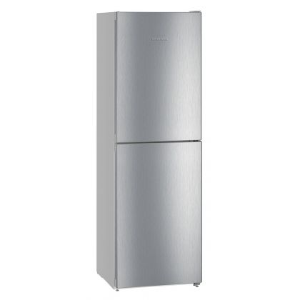 Combina frigorifica Liebherr CNel 4213, No Frost, DuoCooling, 294 L, clasa A++, Silver