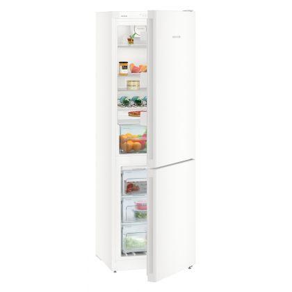 Combina frigorifica Liebherr CN 4313, No Frost, DuoCooling, 304 L, clasa E, Alb