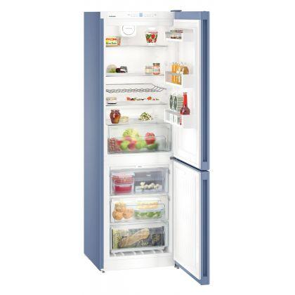 Combina frigorifica Liebherr CNfb 4313, No Frost, DuoCooling, 304 L, clasa A++, FrozenBlue