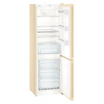 Combina frigorifica Liebherr CNbe 4313, No Frost, DuoCooling, 304 L, clasa A++, Bej