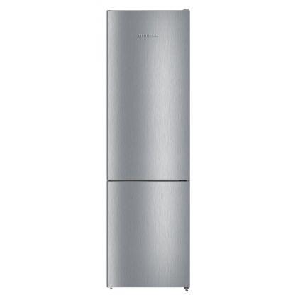 Combina frigorifica Liebherr CPel 4813, SmartFrost, DuoCooling, 342 L, clasa A+++, Silver